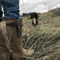 Le Chameau vadász gumicsizmák