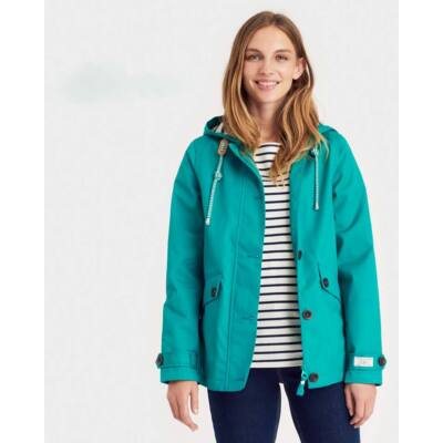 RIGHT AS RAIN COLLECTION - Joules smaragdzöld színű esőkabát