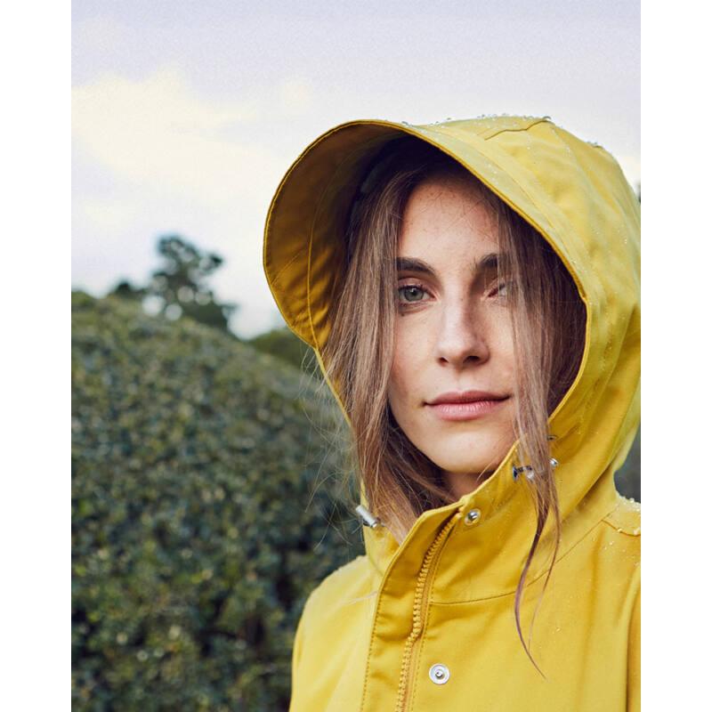 RIGHT AS RAIN COLLECTION - Joules antik gold sárga esőkabát