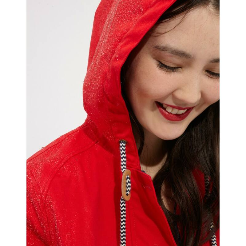 RIGHT AS RAIN COLLECTION - Joules piros esőkabát
