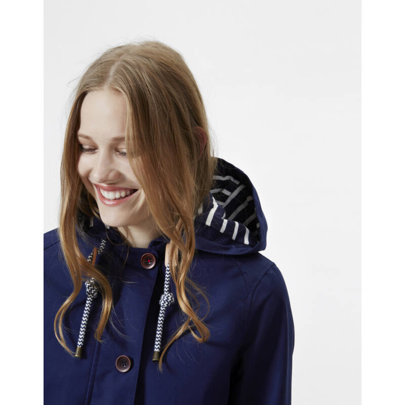 RIGHT AS RAIN COLLECTION - Joules navy kék esőkabát